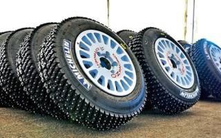Какие шины можно шиповать