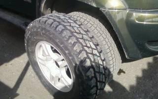 Как подобрать шины с дисками