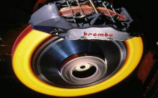 Как быстро нагреваются тормозные диски