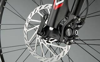 Как настроить тормозные диски на велосипеде