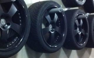 Как складывать шины
