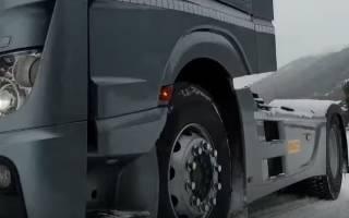 Как маркируется грузовая шина
