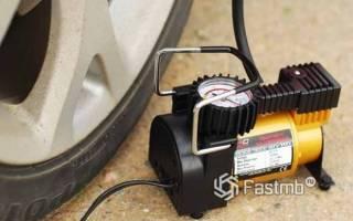 Какой компрессор для накачки шин лучше