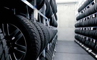 Как посмотреть дату производства шины