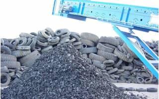 Как сделать оборудование для переработки шин