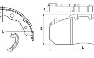 Как задний тормозной диск мурано