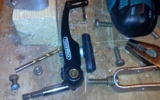Как крепятся тормозные диски на велосипед