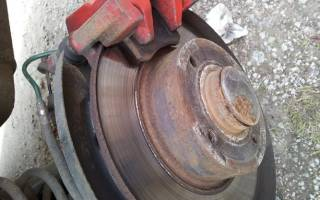 Тормозной диск ваз как узнать износ