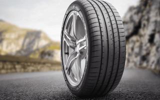 Как заменить шину на машине