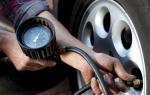 Как часто нужно проверять давление в шинах автомобиля