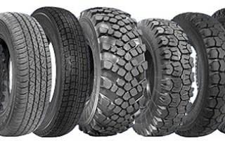 Какие шины поставить на грузовик
