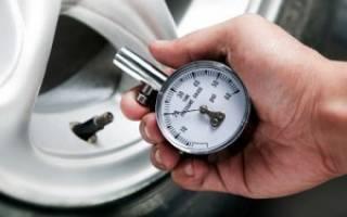 Форд коннект какое должно быть давление в шинах