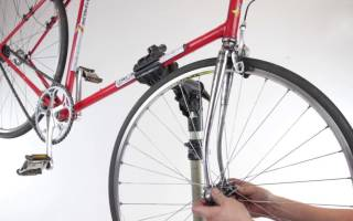Как снять тормозной диск с колеса велосипеда