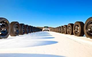 Зимние шины до какого времени