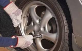 Как можно менять шины