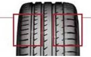 Какие зимние шины лучше симметричные или асимметричные