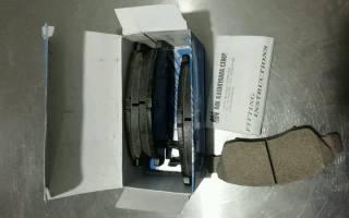 Хонда фит как поменять тормозной диск передний