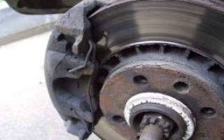 Как определить ресурс тормозных дисков
