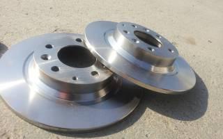Как сделать вентилируемые тормозные диски