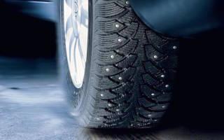 Как обкатывают зимние шины