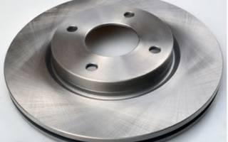 Как поменять передние тормозные диски на ниссан р12
