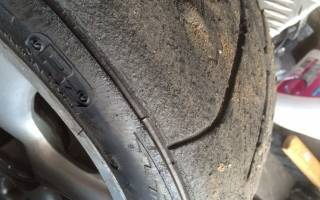 Как наваривают шины