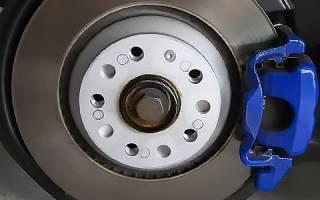 Как поменять тормозные диски на ниссане