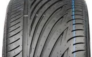 Направленный протектор шин как ставить