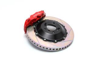 Как определить биение тормозного диска видео