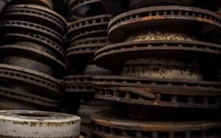 Freelander как поменять тормозные диски