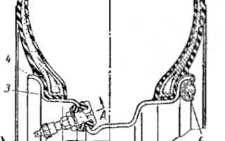 Как надуть бескамерную шину