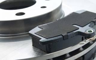 Как заменить тормозные диски на поло седан