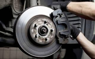 Как определить что тормозные диски перегрелись