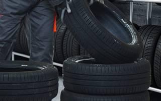 Как складировать шины без дисков