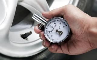 Как подобрать датчик давления шин
