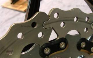 Как делают тормозные диски для мотоциклов