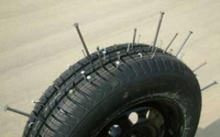 Как клеить боковой порез шины