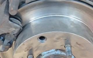 Как менять тормозные диски на 9 лансере