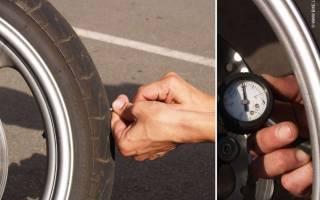 Какое давление шин в квадроцикле стелс 500