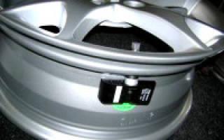 Как пользоваться датчиком давления в шинах
