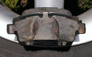 Как замена тормозных дисков тойота королла 120