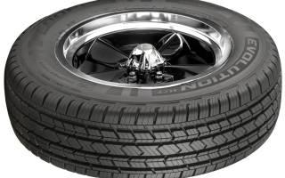 Как определить срок годности шины