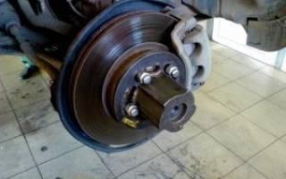 Как проточить тормозные диски болгаркой