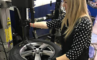 Как определять размер шин