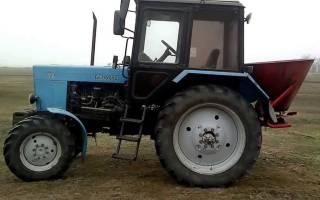 Мтз 1221 какие шины