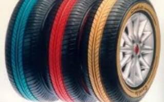 Почему все шины черные