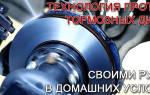 Как оторвать тормозной диск