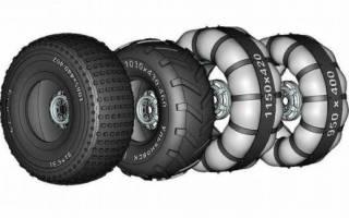 Как сделать шины ободрыши
