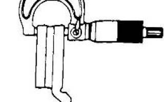 Как снять передний тормозной диск митсубиси лансер