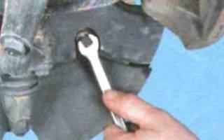 Как снять задний тормозной диск на ниве шевроле